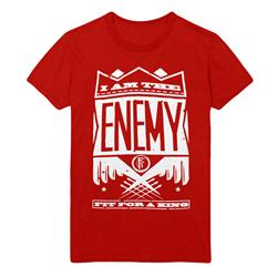 Fit For A King - Enemy Red