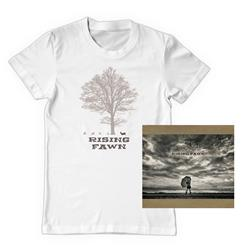Rising Fawn - Cd + T-Shirt Bundle