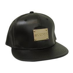Lux Black Snapback