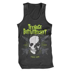 Teenage Bottle Rocket Old Logo Heavy Metal