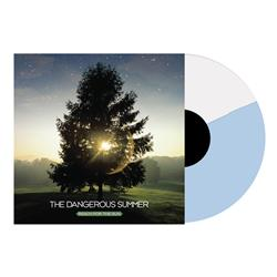 Reach For The Sun  Half White/Half Light Blue -