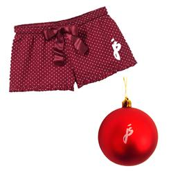PJ Shorts & Ornament