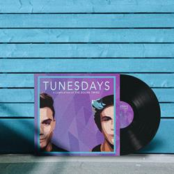 "Tunesdays "" Limited Edition + Hand Numbered"""
