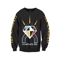 Ring Black Crewneck