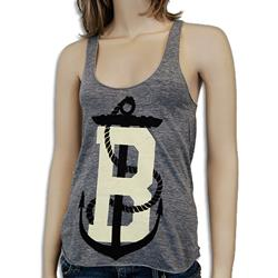 Anchor Athletic Grey Tank Top