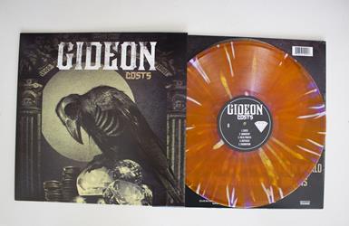 Costs Gold/Purple Mix Vinyl