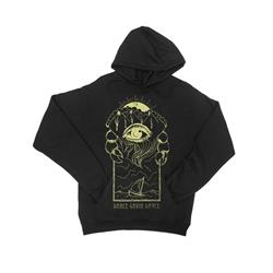 Eye Black Hooded Sweatshirt