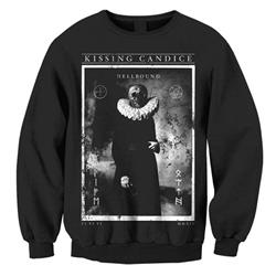 Hellbound Black Crewneck