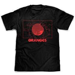 Oranges - Emoji Moonlight Black - T-Shirt Small