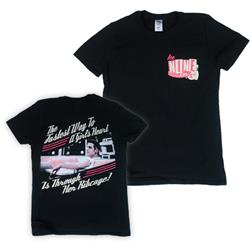 Bowling Black T-Shirt