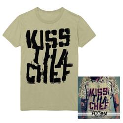Kiss The Chef 01