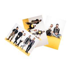 Band Photo  3 Pack