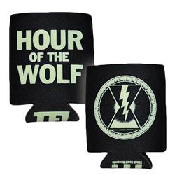 Logo Black Drink Koozie