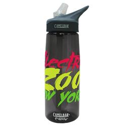 New York Charcoal Camelbak Water Bottle
