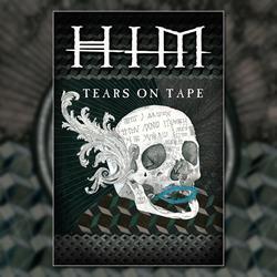 HIM Skull Poster w/Tube