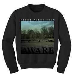 Aware Black Crewneck Sweatshirt