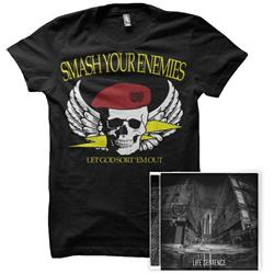 Life Sentence CD/T-Shirt