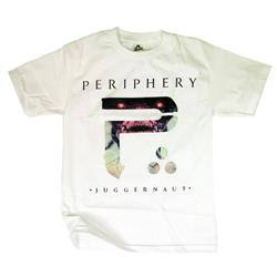 Juggernaut White T-Shirt