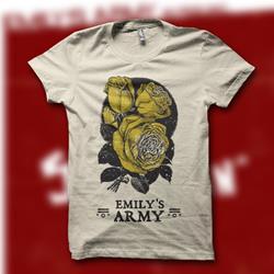 Rose Cream T-Shirt