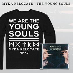 Myka, Relocate - The Young Souls Crewneck Bundle
