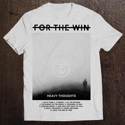 Heavy Thoughts Tracks White