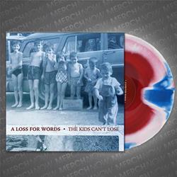 The Kids Can't Lose Cream/ Aqua/ Red Smash LP