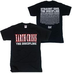 The Discipline Black T-Shirt