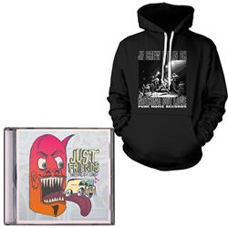 Nothing But Love CD + Hoodie
