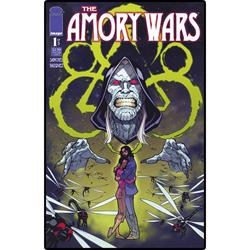 Volume 1 Issue 1 ALTERNATE COVER  Comic Book