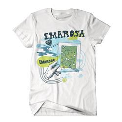 Emarosa - Frame White