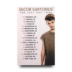 Last Text Tour Dates