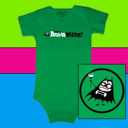 Classic Green Infant Onesie *Final Print!*