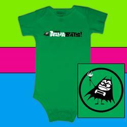 Classic Green Infant Onesie