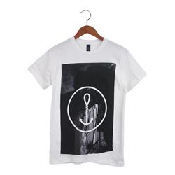 Noose Anchor White T-Shirt