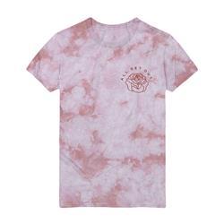 Rose Tie Dye