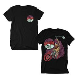 Alan Black T-Shirt