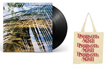 Dogs On Acid Black Vinyl + Tote