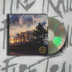 The Fire Trail - Static Underneath: Side A   - CD