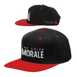 Desolate Divine Rose Black Snapback