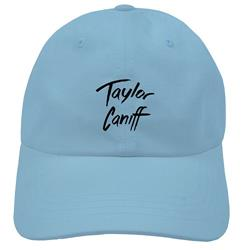 Logo Light Blue Polo Hat