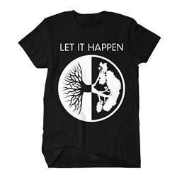 Roots Black T-Shirt