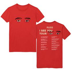1cab4ddfe8 Eyes (I See You Tour Pt. 2) Red