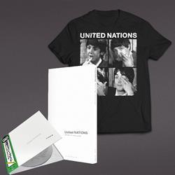 United Nations CD + T-Shirt