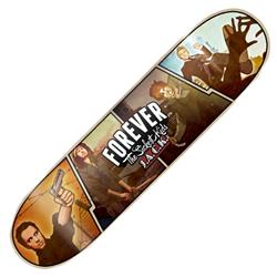 J.A.C.K Album Art  Skate Deck