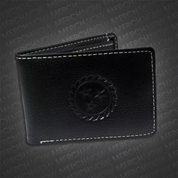 Sawblade Leather Wallet