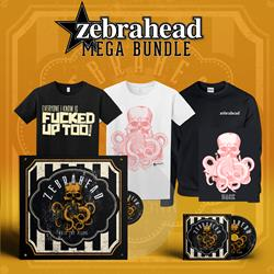 Zebrahead - Walk The Plank- Mega Bundle