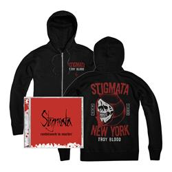 Stigmata - Conditioned To Murder Zip-Up Bundle