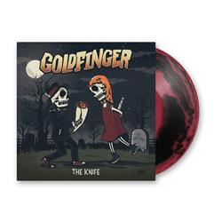 The Knife Red W/ Black Smoke Vinyl