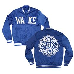 Wake Blue Custom Varsity