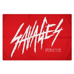 Savages Red Flag